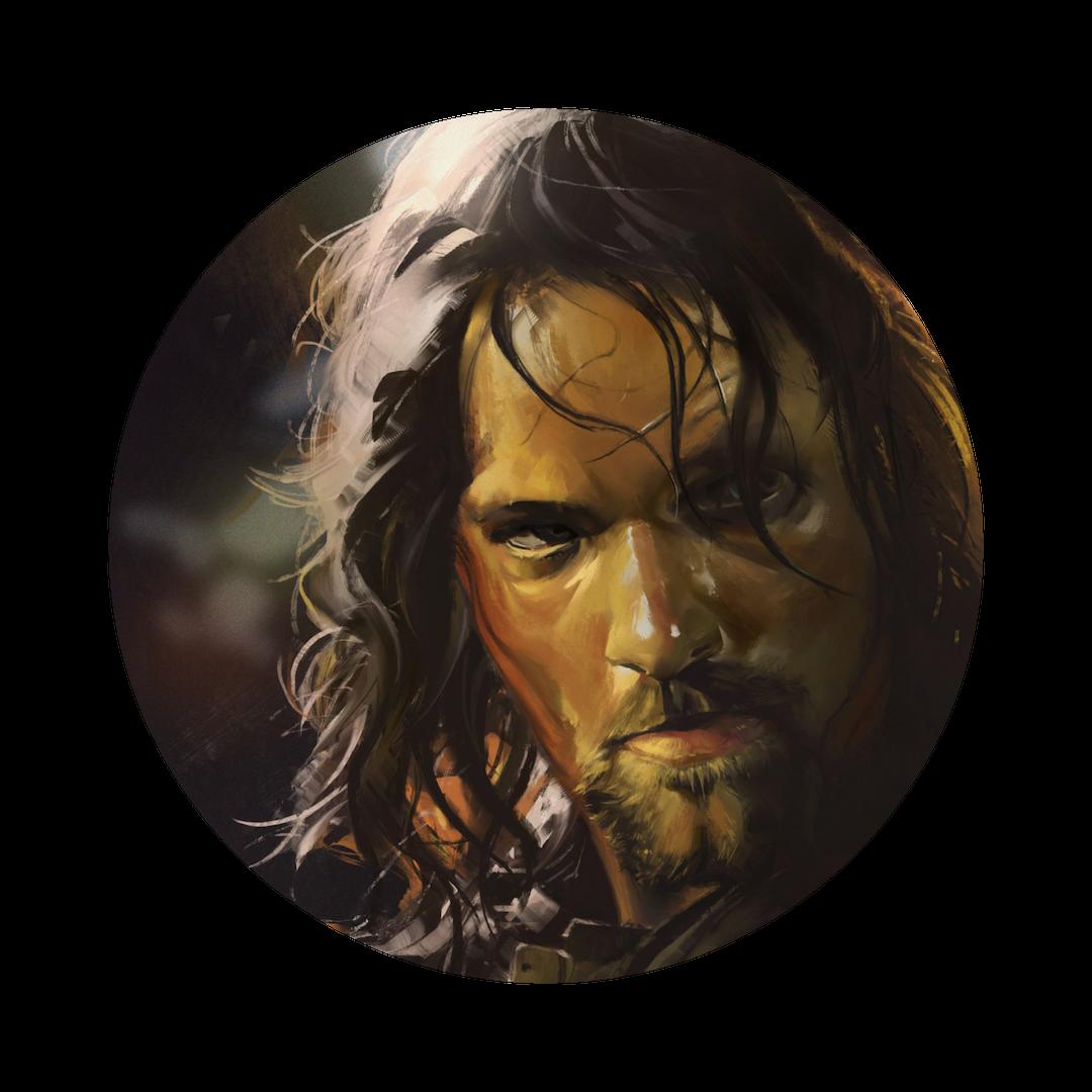 Aragorn Kahramanlarım