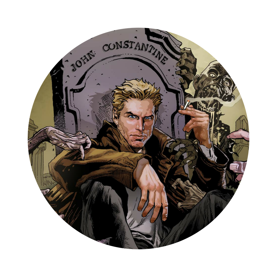 John Constantine Kahramanlarım