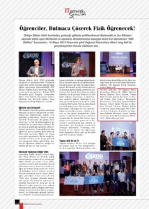 Basında Ozan Aydemir Haberleri