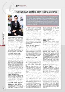 Basında Ozan Aydemir IT Network 20032020